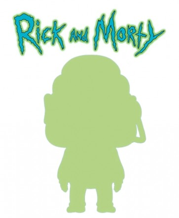 Rick & Morty - Glooty Pop! Vinyl SDCC 2019