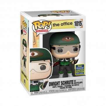The Office - Recyclops v2 Pop! Vinyl SDCC 2020