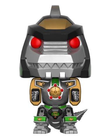 "Power Rangers - Green Dragonzord 6"" Pop! Vinyl NYCC 2017"
