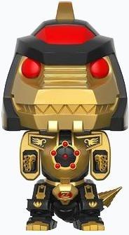 Power Rangers - Black & Gold Dragonzord 6