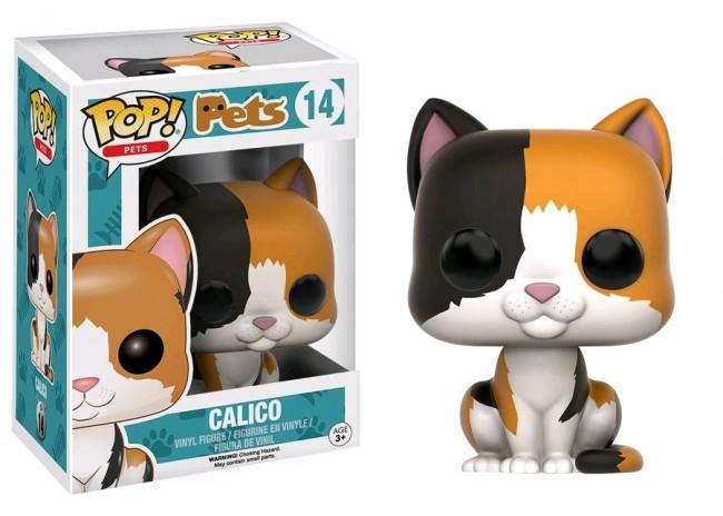 pets calico pop vinyl figure pop vinyls in australia