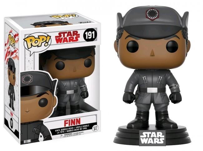 Star Wars - Finn Episode VIII The Last Jedi Pop! Vinyl