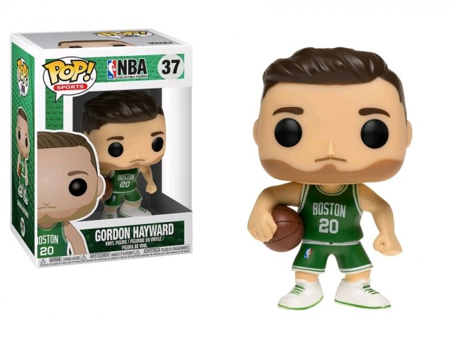 Nba Gordon Hayward Pop Vinyl Pop Vinyls In Australia