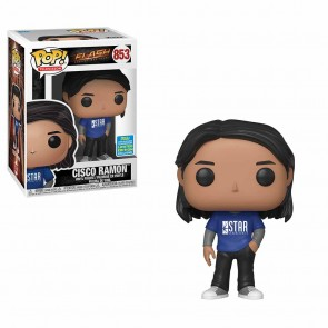 Flash - Cisco Ramon Pop! Vinyl SDCC 2019