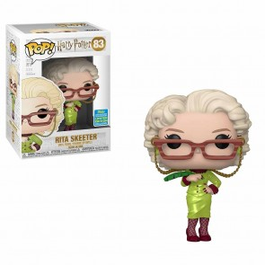Harry Potter - Rita Skeeter Pop! Vinyl SDCC 2019