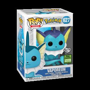 Pokemon - Vaporeon DGL ECCC 2021 Pop! Vinyl