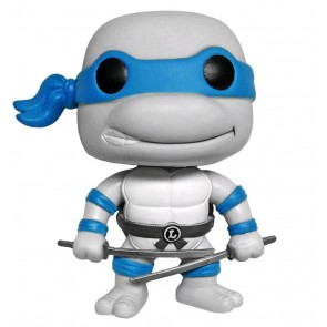 Teenage Mutant Ninja Turtles - Leonardo Grey Scale Pop! Vinyl Figure