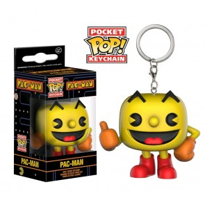 Pac-Man - Pac-Man Pocket Pop! Keychain