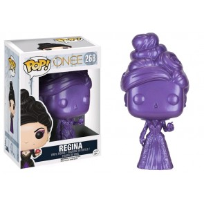 Once Upon A Time - Regina Purple Metallic Pop! Vinyl Figure