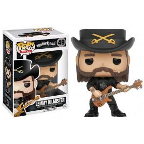 Motorhead - Lemmy Kilmister Pop! Vinyl Figure