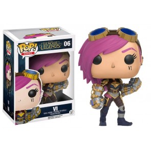 League of Legends - Vi Pop! Vinyl