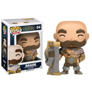 League of Legends - Braum Pop! Vinyl