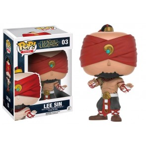 League of Legends - Lee Sin Pop! Vinyl