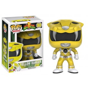 Power Rangers - Yellow Ranger Pop! Vinyl Figure