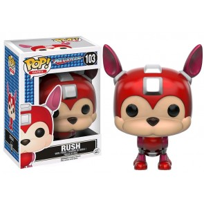 Mega Man - Rush Pop! Vinyl Figure