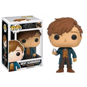 Fantastic Beasts - Newt with Egg Pop! Vinyl Figure