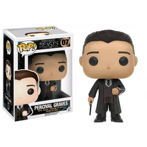 Fantastic Beasts - Percival Graves Pop! Vinyl Figure