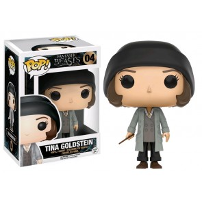 Fantastic Beasts - Tina Pop! Vinyl Figure