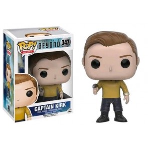 Star Trek: Beyond - Kirk (Duty Uniform) Pop! Vinyl Figure