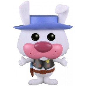 Hanna Barbera - Ricochet Rabbit Flocked Pop! Vinyl Figure