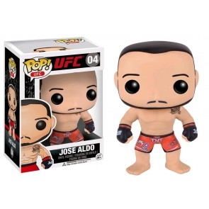 Jose Aldo Pop! Vinyl Figure