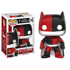 Batman as Villains - Batman / Harley Pop! Vinyl Figure