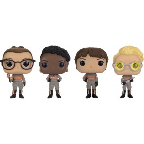 Ghostbusters (2016) - Ghostbusters Pop! Vinyl Figure 4-Pack