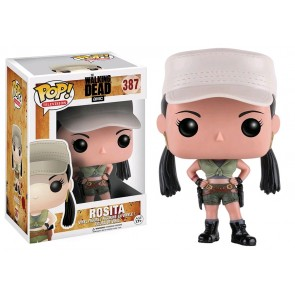 The Walking Dead - Rosita Pop! Vinyl Figure