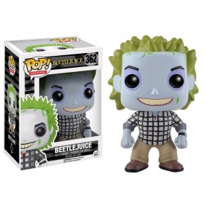 Beetlejuice - Beetlejuice Plaid Suit Pop! Vinyl Figure