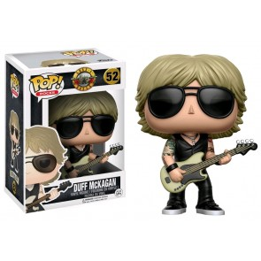 Guns N Roses - Duff Mckagan Pop! Vinyl Figure