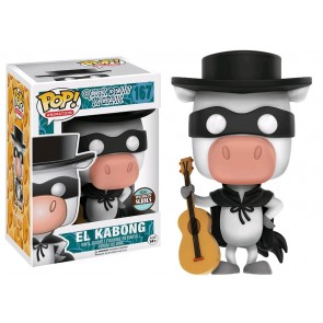 Hanna Barbera - El Kabong Specialty Store Exclusive Pop! Vinyl Figure