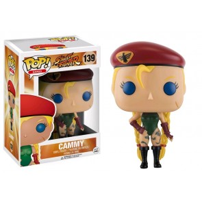 Street Fighter - Cammy Pop!