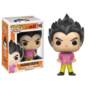 Dragon Ball Z - Badman Vegeta Pop! Vinyl