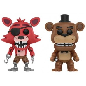 Five Nights at Freddy's - Freddy & Foxy Pop! Vinyl Figure 2-Pack