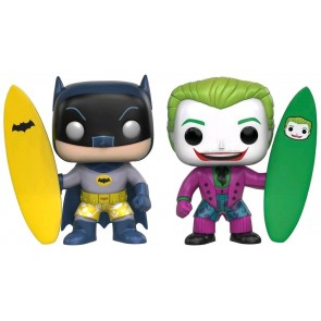 DC Comics - Batman & Joker Surf's Up! Pop! Vinyl 2-Pack