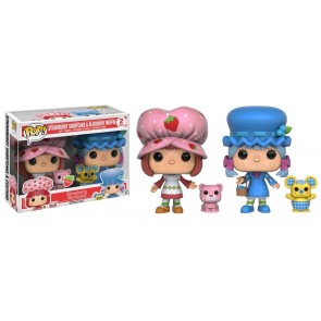 Strawberry Shortcake - Strawberry & Blueberry Scented Pop! Vinyl Figures 2-Pack
