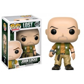 Lost - John Locke Pop! Vinyl