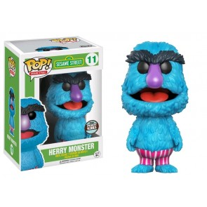 Sesame Street - Herry Monster Specialty Store Exclusive Pop! Vinyl