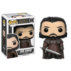 Game of Thrones - Jon Snow Pop! Vinyl