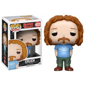 Silicon Valley - Erlich Pop! Vinyl