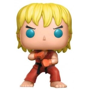 Street Fighter - Ken (Special Attack) Pop! Vinyl