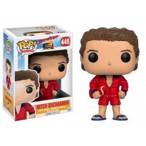 Baywatch - Mitch Buchannon Pop! Vinyl