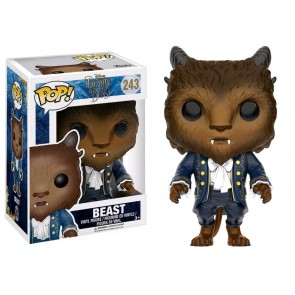 Beauty and The Beast (2017) - Beast Pop! Vinyl