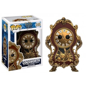 Beauty and The Beast (2017) - Cogsworth Pop! Vinyl
