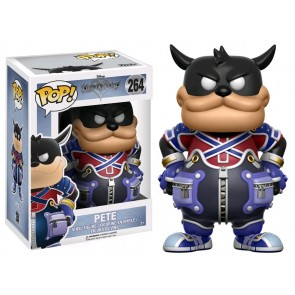Kingdom Hearts - Pete Pop! Vinyl