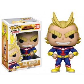 My Hero Academia - All Might Pop! Vinyl