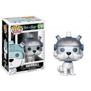 Rick & Morty - Snowball Pop!