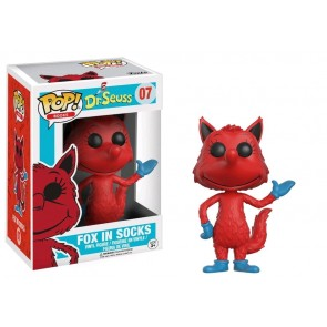 Dr Seuss - Fox in Socks Pop! Vinyl