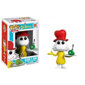 Dr Seuss - Sam I Am Pop! Vinyl