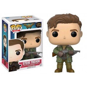 Wonder Woman - Steve Trevor Pop! Vinyl